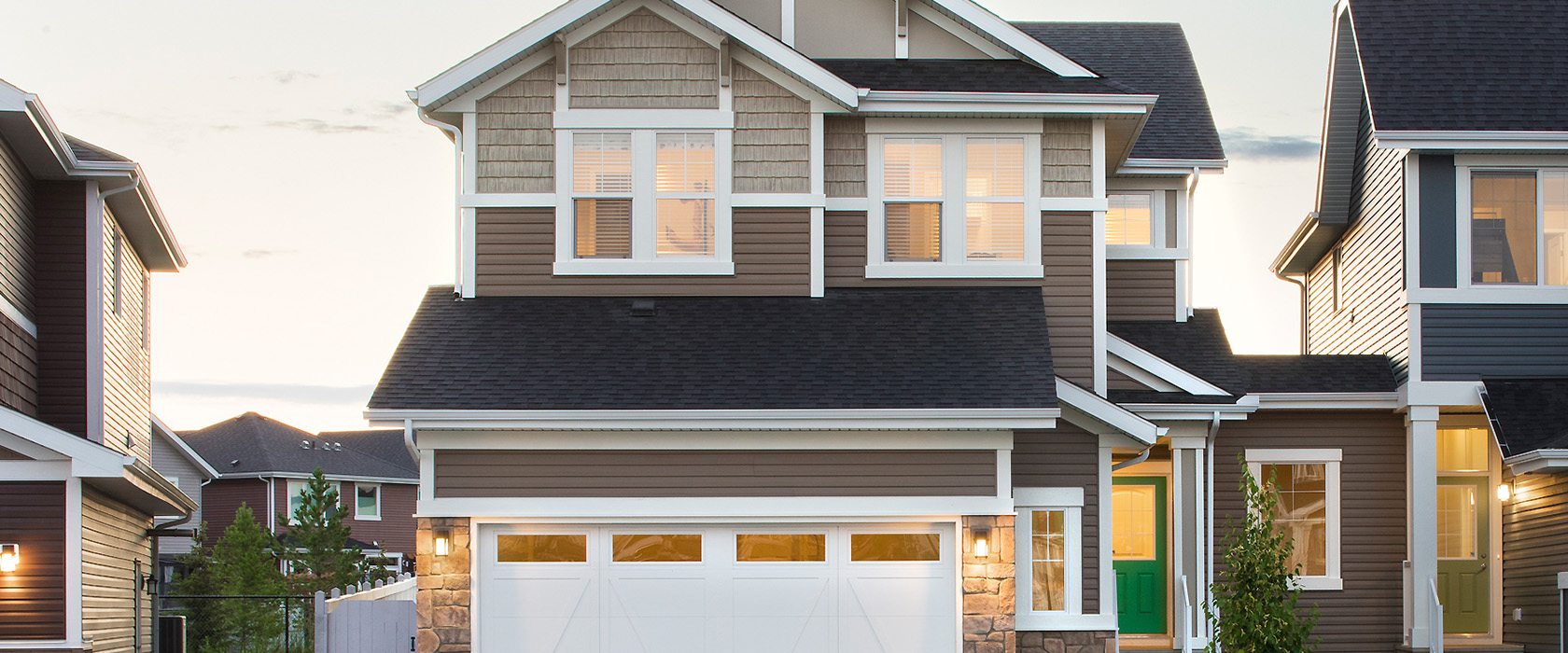 Jayman Built Front Drive Home Styles in Riversong Riviera